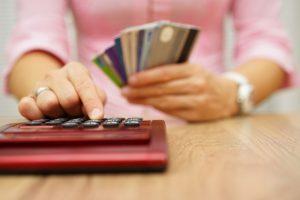 消費者金融申し込みと限度額